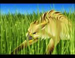 Striped Hyena Gryphon