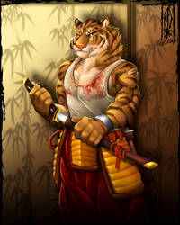 Urban Tiger Warrior