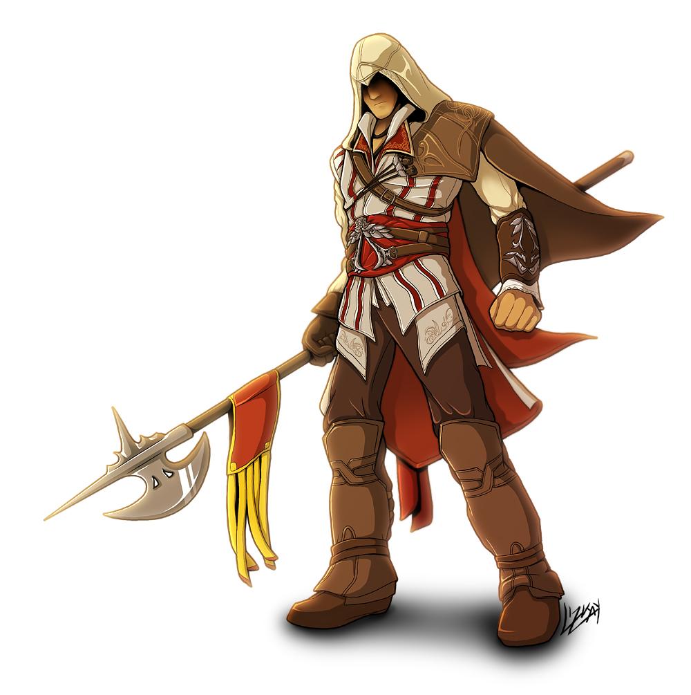 - Ezio - by Lizkay
