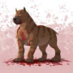 DA - Mabari War Dog