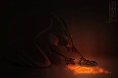 ...of darkness by Lizkay