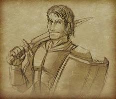 Gilbert - sketch