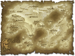 Map of Aedras
