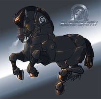 TF - Steam-Beast-Mode - Blacksmith by Lizkay