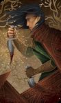 Dragon Age: Inquisition - Elf Rogue