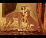 Greyhound Grieflers