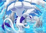 Ocean Breeze - digital character commission
