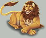 Lion - Commission