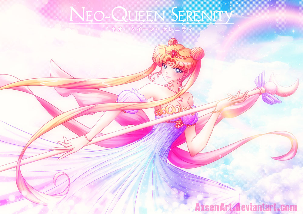 Neo Queen Serenity by Axsens