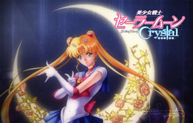 Sailor Moon Crystal by Axsens