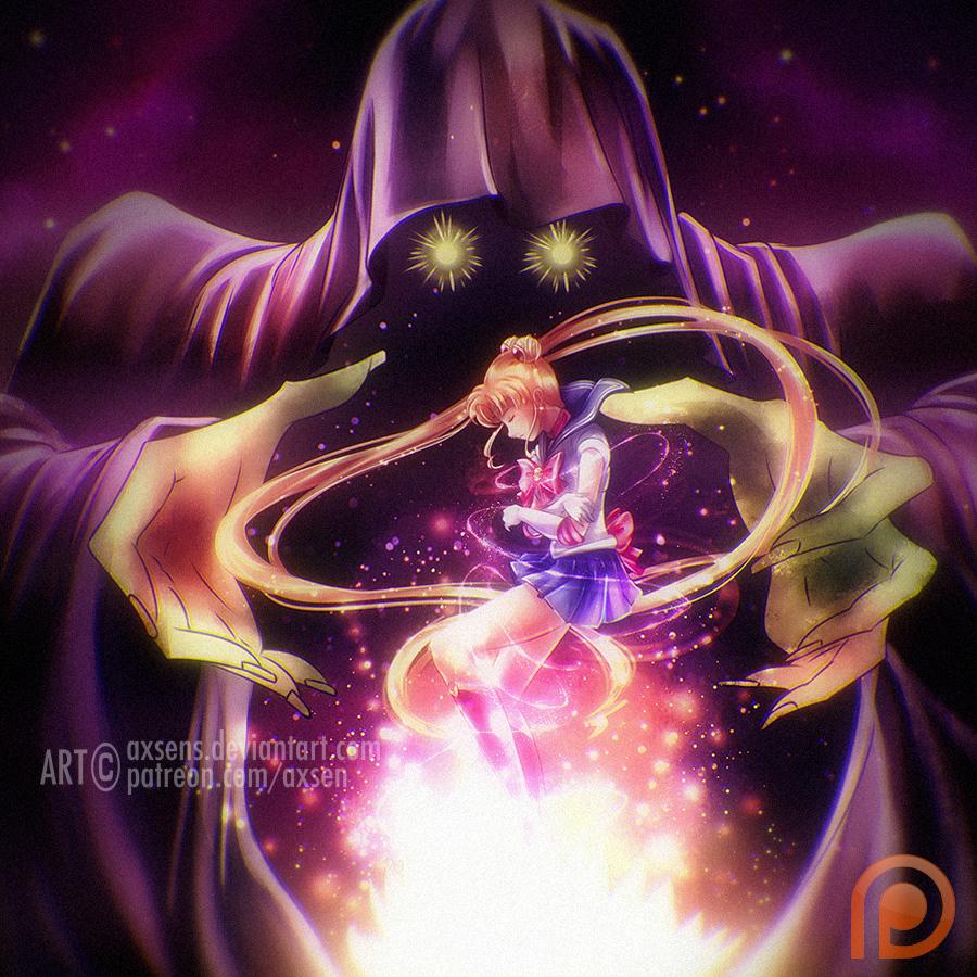 [cm] Sailor Moon R v.2 by Axsens