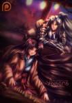 [cm] Inutaisho and Izayoi