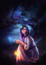 Enchanted Night by Axsens