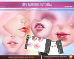 Lips Painting Tutorial