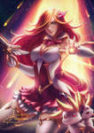Star Guardian Miss Fortune .nsfw opt.