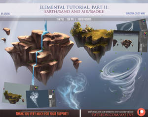 Elemental Tutorial. Part II: Earth and Air