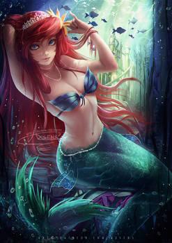 Fairy Tales: Little Mermaid