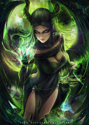 Mistress Of Evil (Maleficent)