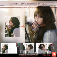 Painting Using Reference Tutorial
