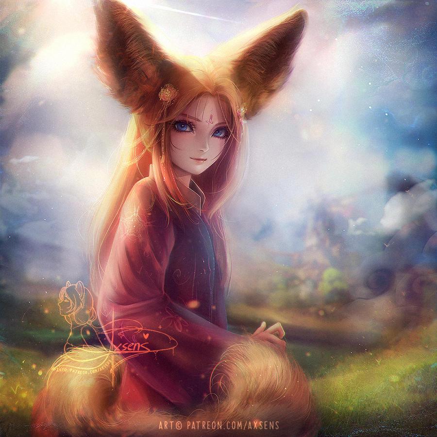Pretty Foxy 2020