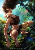 Tarzan Genderbent