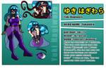 My Hero Academia-OC Yuki-Hero