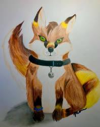 Art Contest Entry - Fuchs! by D0gsrule30