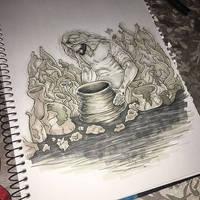 The Potter by teosilva