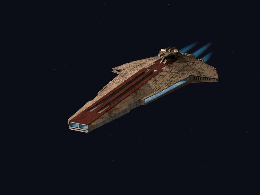 GF Star destroyer v2.0 by Lordnarunh