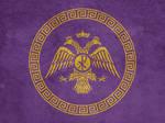 Redesigned Byzantine Flag