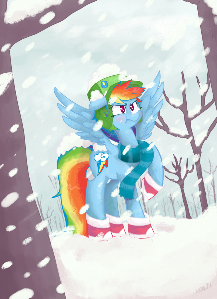 Christmas RD Thingie by Xieril