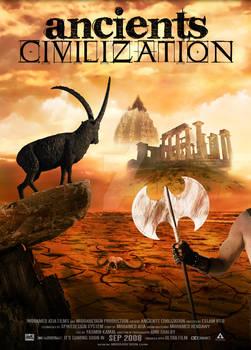 Ancients  Civilization Poster