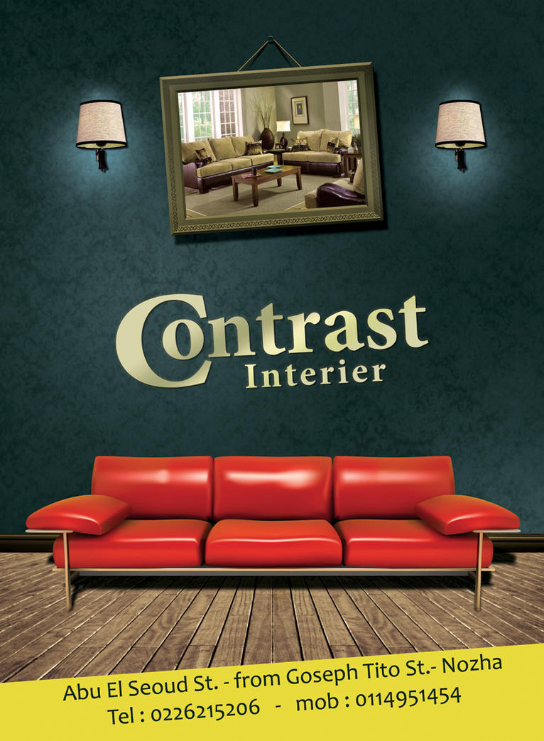Contrast I by mido4design