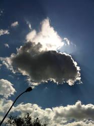 Cloud Bunny by sirkassy