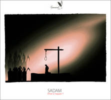 SADDAM by gamarai