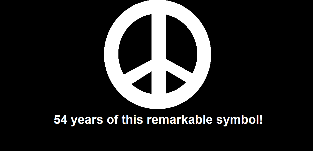 54th anniversary of the cnd symbol by respectthescience2 on deviantart - Th anniversary symbol ...