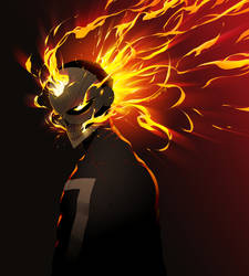 All-New Ghost Rider by 2ngaw