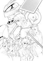 Gokitomo: Episode 7 Inspired Poster by 2ngaw