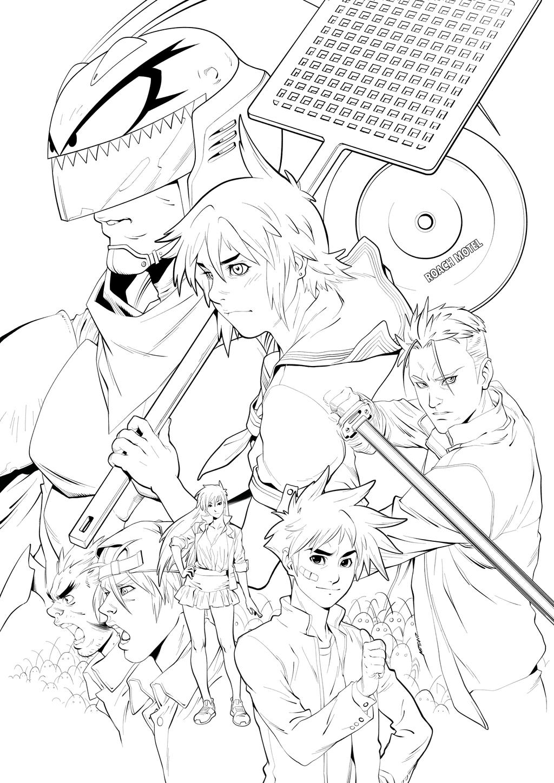 Gokitomo: Episode 7 Inspired Poster