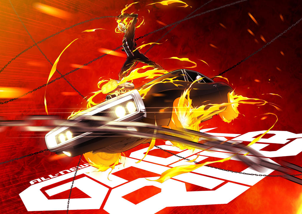 All New Ghost Rider