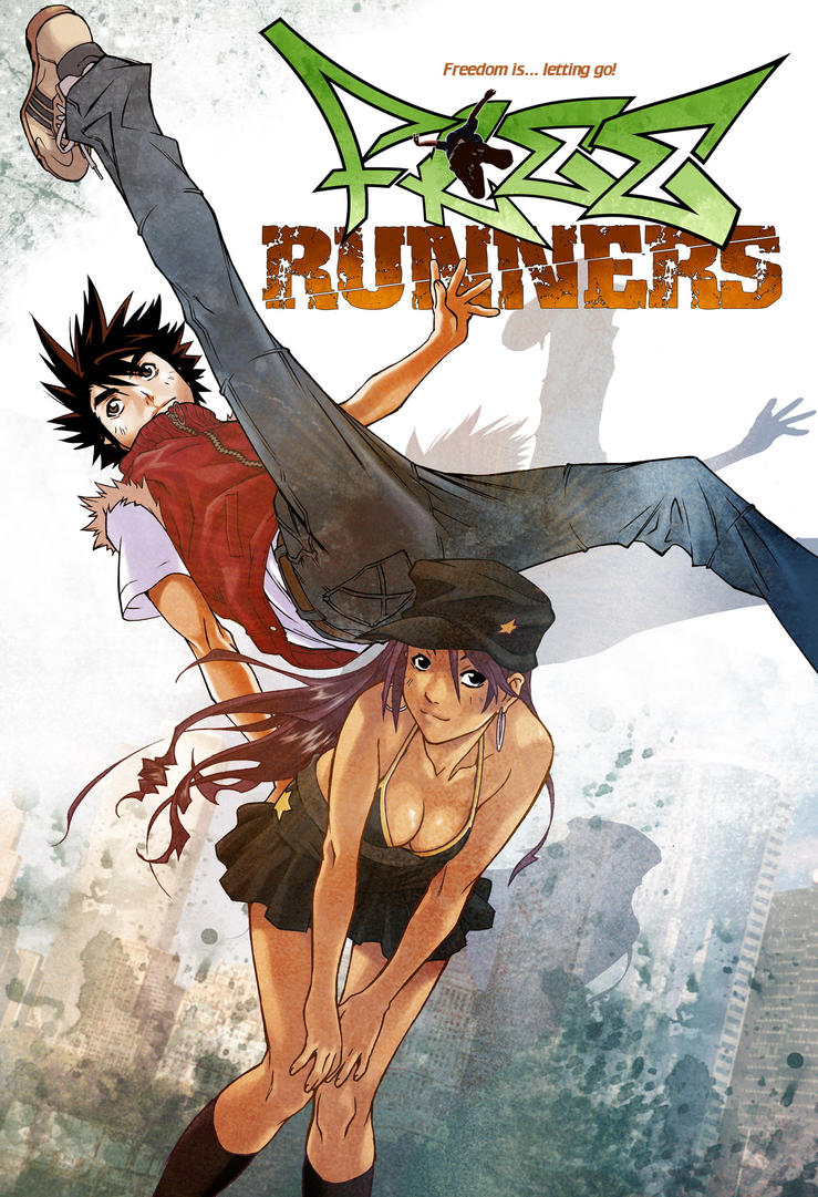 Free Runners Cover by 2ngaw