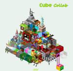 Pixel-Cube Collab