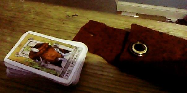 Tarot Deck Pocket 2 by golddew
