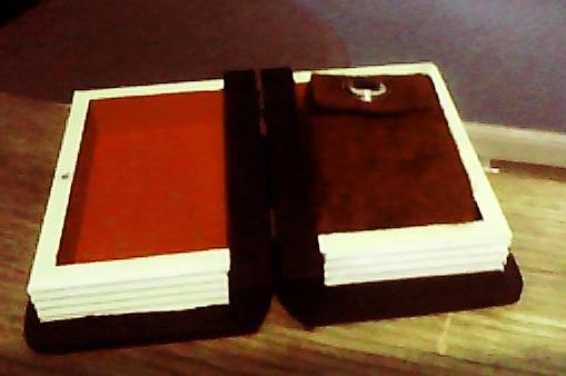 Tarot Deck Pocket + Book Box by golddew