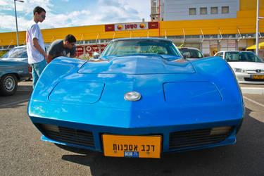 1974 chevy corvette