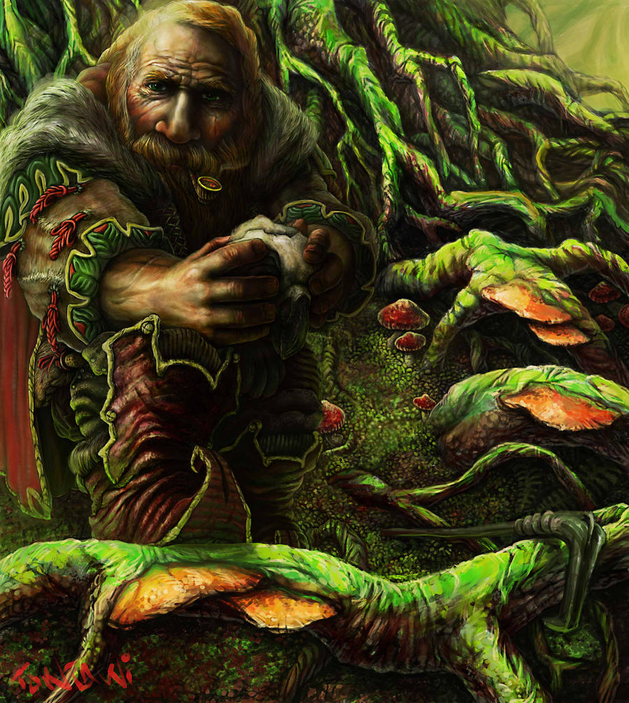 Woodland Dwarf by TwoTonne
