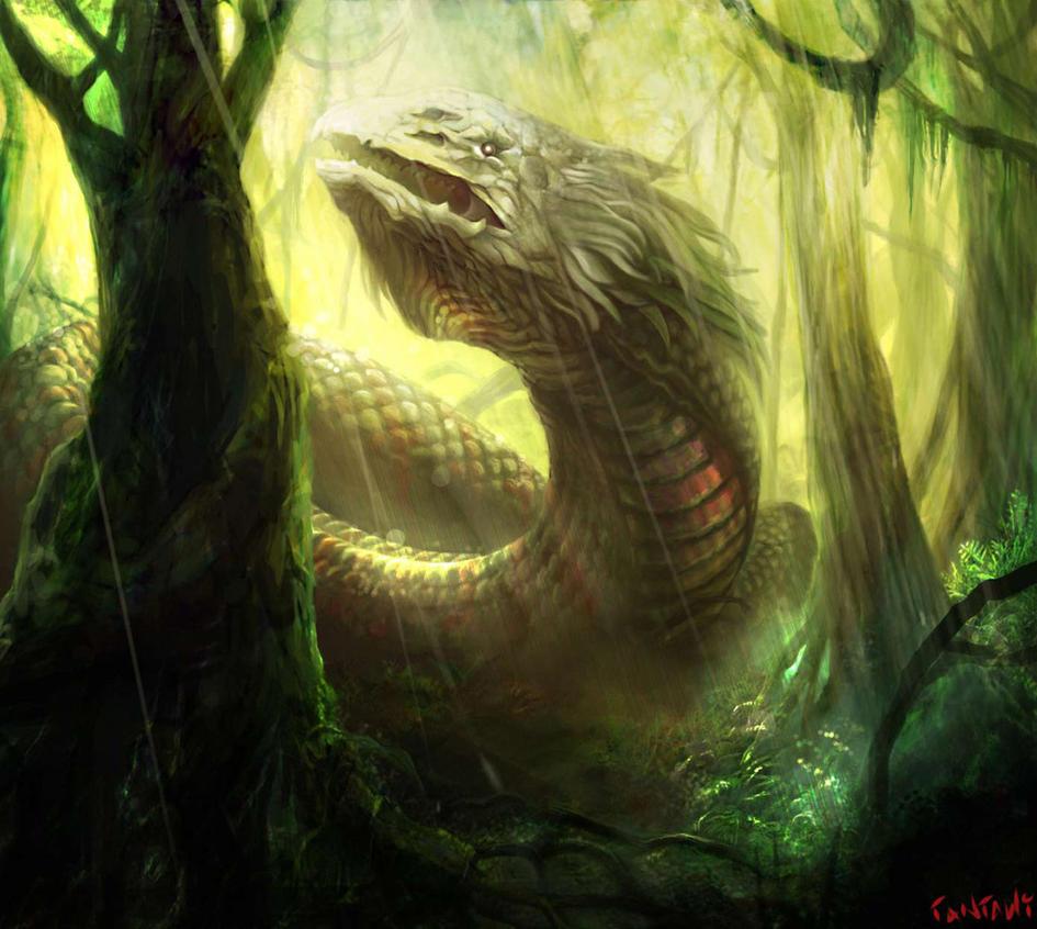Mega Snake by ~TwoTonne