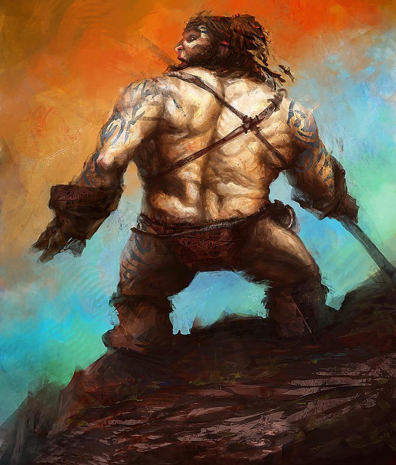 Dwarf by TwoTonne
