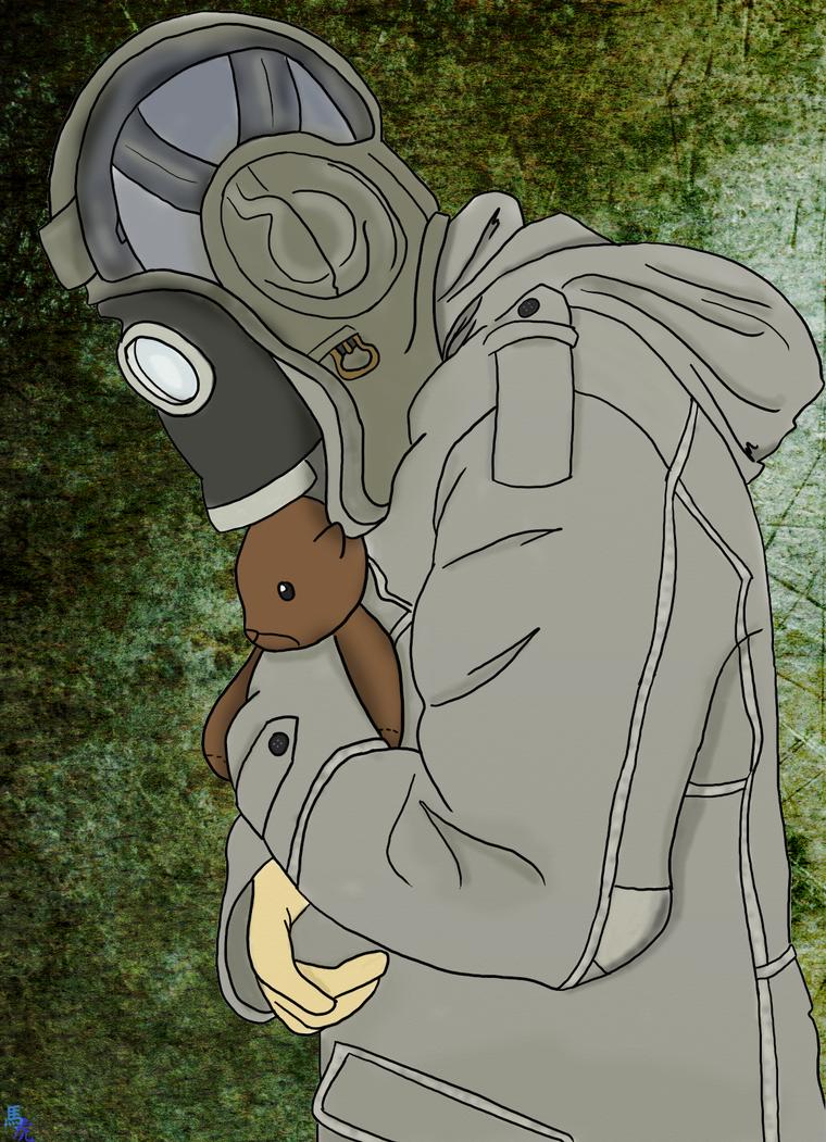 Bear Hug by UmaTora