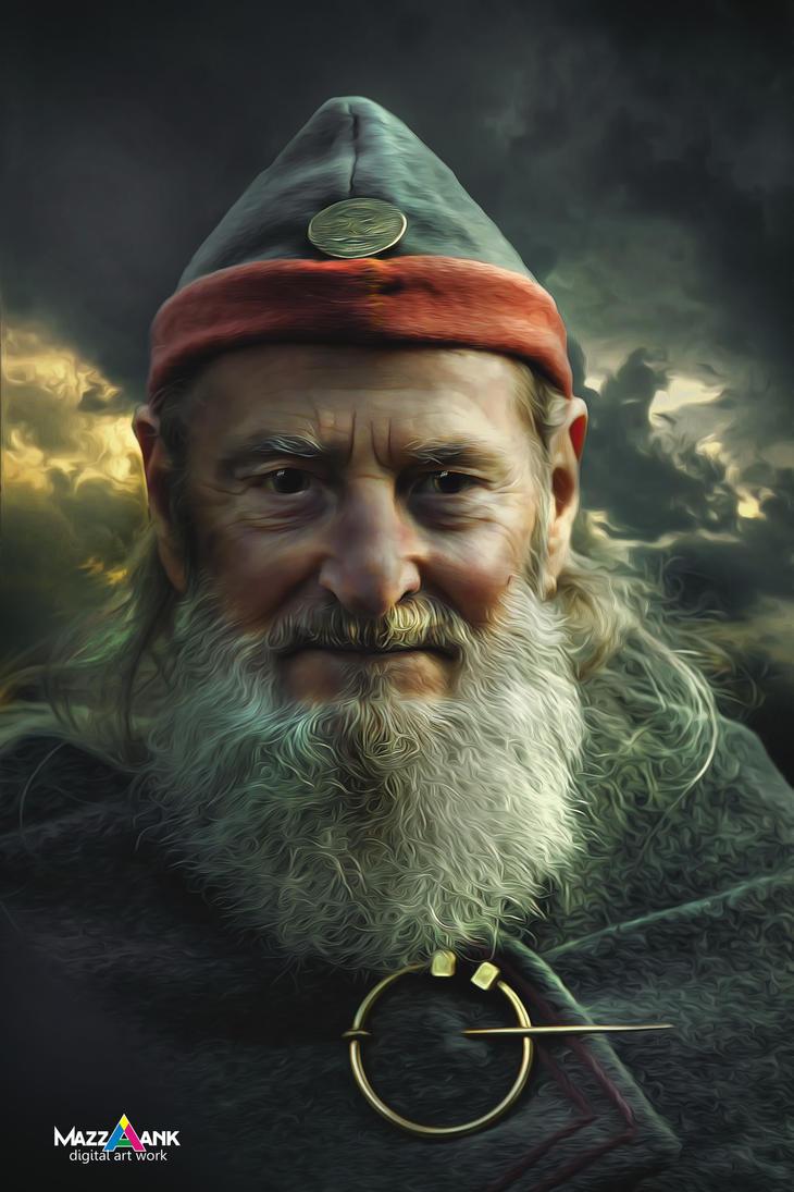 The Portrait by MazzAank
